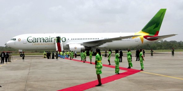 Le Boeing 767-300, porte-étendard de l'entreprise, devrait être converti en cargo