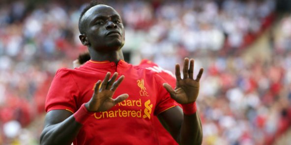 L'international sénégalais Sadio Mané.
