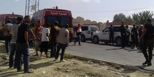 tunisie le chauffeur de bus principal responsable de la collision mortelle jebel jelloud. Black Bedroom Furniture Sets. Home Design Ideas