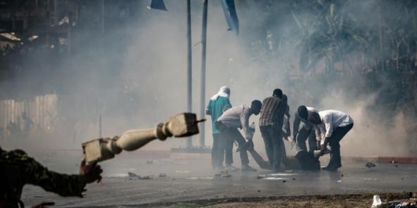 MARCO LONGARI/AFP