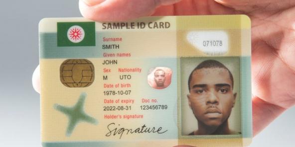 Madagascar Carte Identite.Cameroun Gemalto Fournira Les Cartes D Identite
