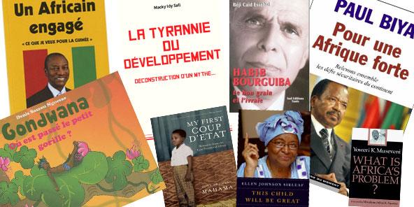 Livres Quand Nos Chefs D Etat Font Leur Rentree Litteraire Jeune Afrique