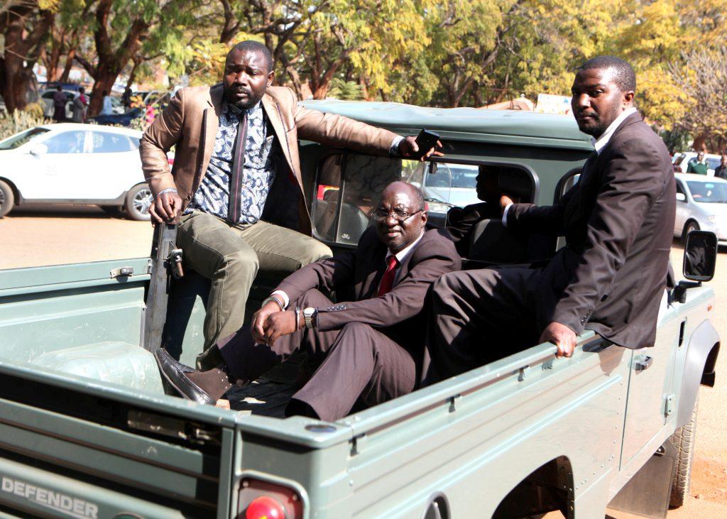 Philemon Bulawayo/REUTERS