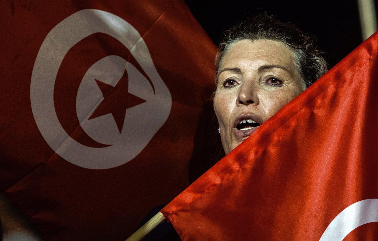Lors de la première Université d'automne des femmes tunisiennes et françaises, à Tunis, le 30 septembre 2016 (image d'illustration).
