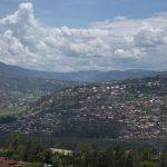 Vue de la capitale rwandaise Kigali, où se réunissent près de 200 pays ce jeudi pour évoquer les gaz HFC.