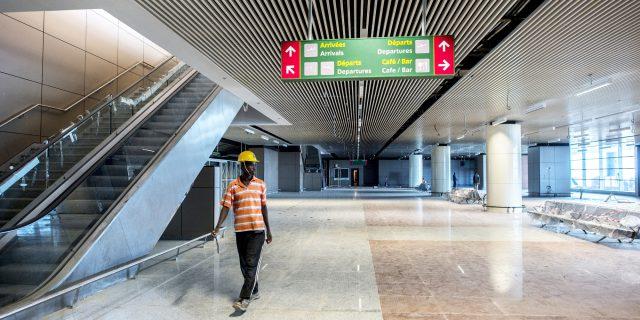 aéroport dakar blaise diagne