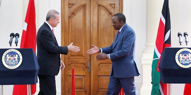 Construction : comment Ankara pousse ses pions en Afrique