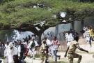 Le 2octobre, au moins 55personnes sont mortes dans un mouvement de panique provoqué par les tirs de sommation et les gaz lacrymogènes de la police à Bishoftu.