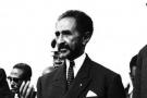 L'empereur d'Éthiopie Haïlé Selassié Ier en 1963.