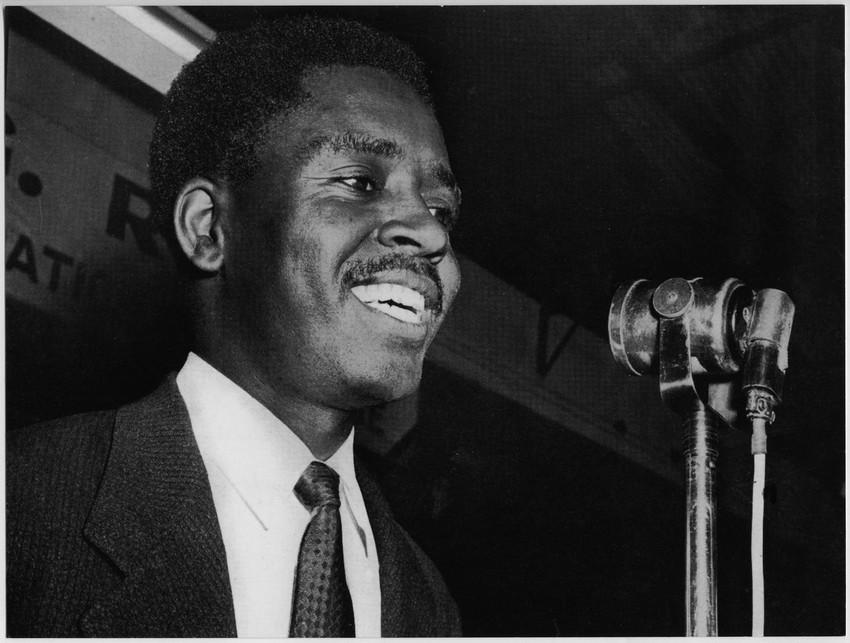 Félix Moumié est mort le 3 novembre 1960.