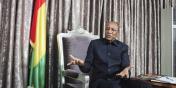 Guinée : Alpha Condé se demande pourquoi les ONG ne donnent de leçons «qu'aux présidents africains»