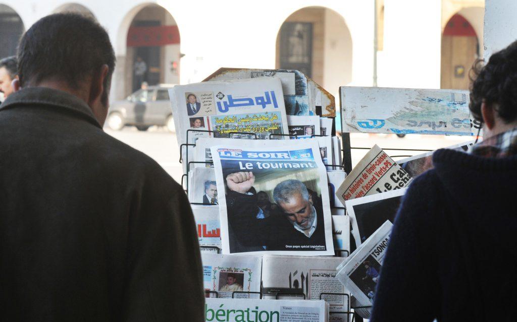 Abdelhak senna/AFP