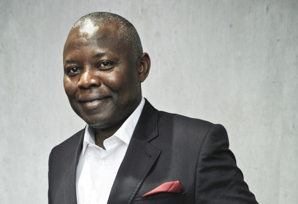 Vital Kamerhe, ancien président de l'Assemblée nationale de la RDC, le 20 août 2013 à Paris.