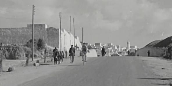 """""""Tunisie, la mémoire juive"""", un documentaire de Fatma Cherif  sur les départs des juifs de Tunisie."""