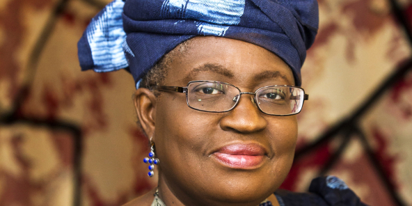Ngozi Okonjo-Iweala, en 2015 (Archives).