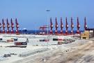 Les nouveaux quais, construits avec des capitaux chinois, devraient entrer en service au début de 2017.