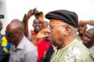 L'imprévisible Étienne Tshisekedi, 83 ans, préside toujours l'UDPS.