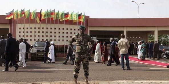 Rencontre bamako 2016