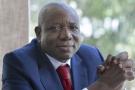Apollinaire Compaoré, Fondateur du Groupe Planor Afrique, Burkina au Africa Ceo Forum, Abidjan, Côte d'Ivoire, mars 2016