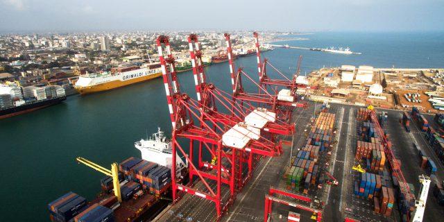 Cotonou petit port veut devenir grand - Port autonome recrutement ...