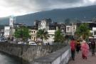 Un quartier de Moroni, aux Comores, le 2 juillet 2008 (Illustration)