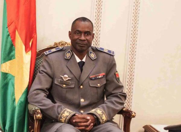 Le général Gilbert Diendéré, le 18 septembre 2015, à Ouagadougou.