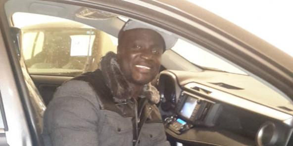 Moi, Ngagne Pouye, migrant clandestin devenu millionnaire grâce au loto