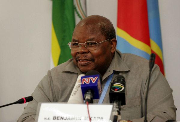 Tanzanie : mort de l'ancien président Benjamin Mkapa