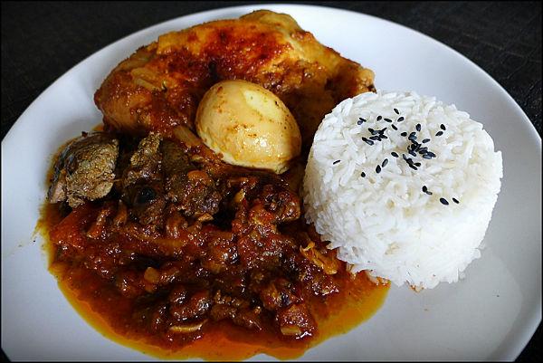 F tes 5 recettes de cuisine africaine pour no l - Comment cuisiner des crevettes roses ...