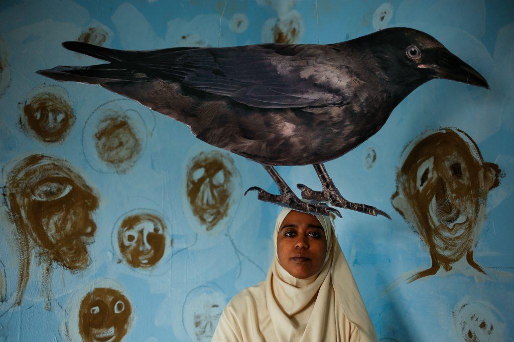 Heba Khalifa (Égypte)