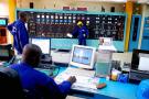 Salle de commande du fournisseur camerounais Eneo.