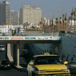 La ville de Dakar, en mars 2008.