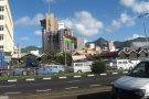 Port-Louis. L'Ile Maurice est régulièrement bien placée dans le classement Doing Business.