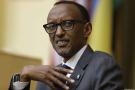 Paul Kagame lors d'un discours sur les 20 ans du génocide des Tutsi.