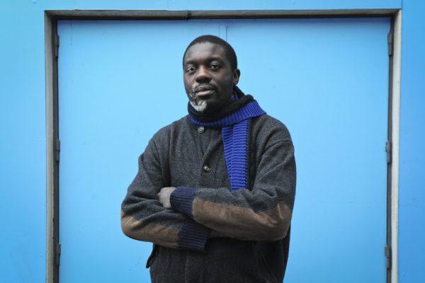 Jean-Jacques Lumumba, petit-neveu de Patrice Lumumba et ancien cadre de la Banque BGFI, en région parisienne le 20 décembre 2016.