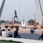 La place de la Nation à N'Djamena.