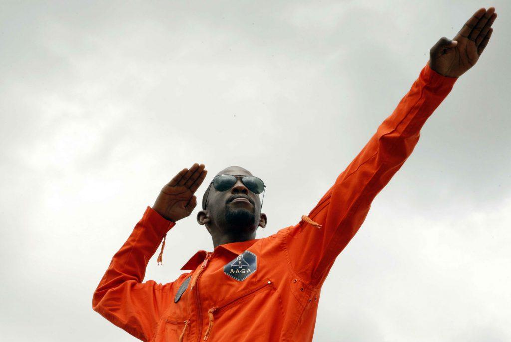Themba Hadebe/AP/SIPA