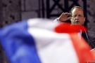 François Hollande pendant sa campagne présidentielle à Nice, le 28 mars 2012.