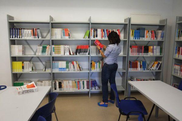 À l'université Tunis-Dauphine, école de Commerce, le 9 octobre 2014