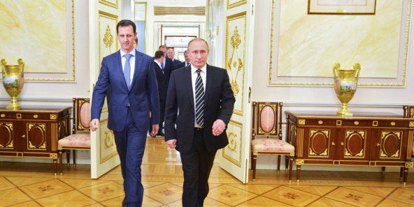 Syrie : grand revirement diplomatique en faveur de Bachar al-Assad – Jeune  Afrique