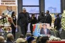 Des milliers de membres de la diaspora congolaise, venus de toute l'Europe, ont rendu un vibrant hommage à Étienne Tshisekedi le 5 février 2017.