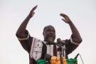 Zephirin Diabré en 2015 à Ouagadougou.