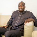 Amadou Gon Coulibaly, le 14 octobre 2015.