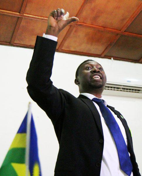 L'opposant Frank Habineza, leader du Parti vert, affrontera Paul Kagame lors de la présidentielle du 4août.