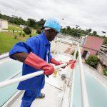 Le contrat d'eau et d'électricité du groupe français au Gabon s'achève en juin.