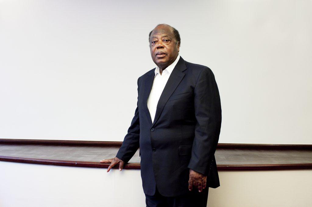 Charles Konan Banny, ancien Premier ministre ivoirien.