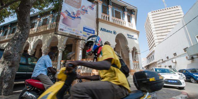 Les services de livraison vus par les acteurs de la cosmétique en Afrique.