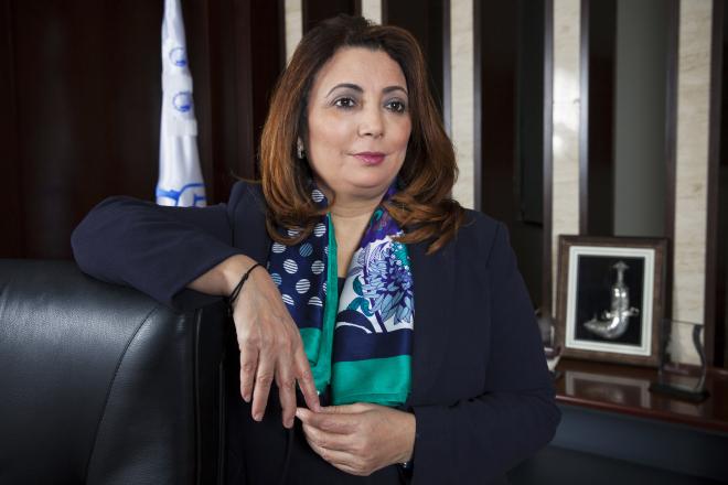 """Wided Bouchamaoui, Nobel de la Paix 2015: """"La révolution tunisienne n'est pas un échec !"""""""