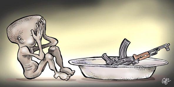 L'oeil de Glez publié dans Jeune Afrique