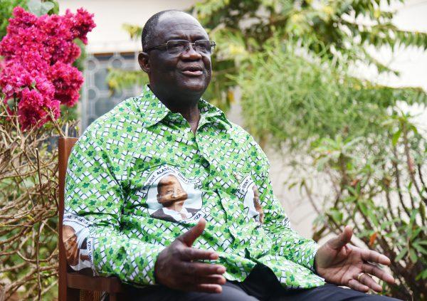 Maurice Kakou Guikahue a pris la tête du groupe parlementaire du PDCI.
